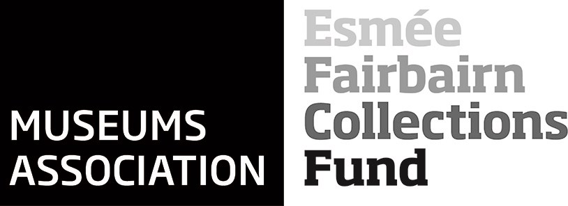 Museums Association Esmee Fairbairn Collections Logo